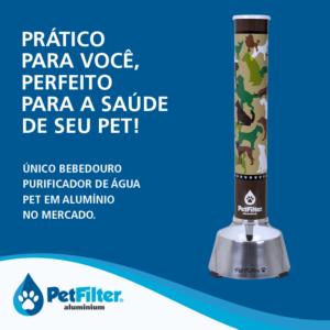 Post para redes sociais - Prático para você, perfeito para a saúde de seu Pet!